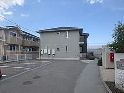 シャルムウィット[2階]の外観