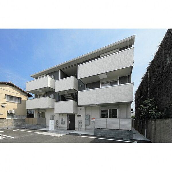 福岡県北九州市戸畑区三六町の賃貸アパート