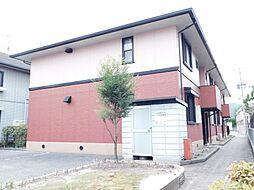 福岡県北九州市小倉南区南方4丁目の賃貸アパートの外観