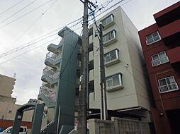愛知県名古屋市中川区八熊1丁目の賃貸マンションの外観