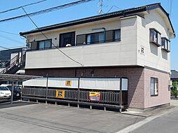 宮崎県都城市吉尾町の賃貸アパートの外観