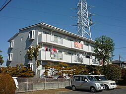 東京都町田市西成瀬2丁目の賃貸マンションの外観