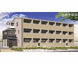 京都府京都市南区吉祥院稲葉町の賃貸アパートの外観