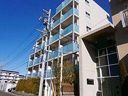 東京都調布市仙川町2の賃貸マンションの外観