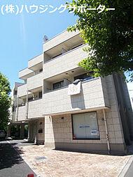 東京都八王子市明神町2丁目の賃貸マンションの外観