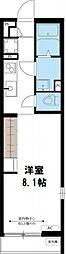 リブリ・スペースS[305号室号室]の間取り