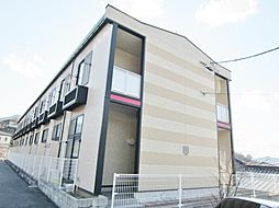広島県安芸郡坂町坂東3丁目の賃貸アパートの外観