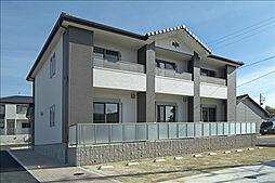 [テラスハウス] 愛知県名古屋市名東区大針3丁目 の賃貸【/】の外観