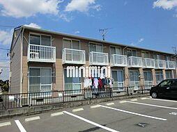 タウニートヨタ A[2階]の外観