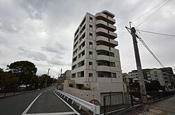 福岡県福岡市早良区室見5丁目の賃貸マンションの外観