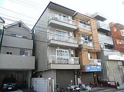 大阪府大阪市平野区平野南2丁目の賃貸マンションの外観