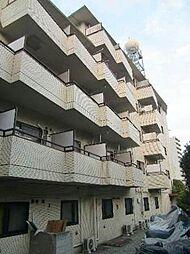 東京都大田区山王1丁目の賃貸マンションの外観