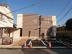 和歌山県和歌山市手平5丁目の賃貸アパートの外観