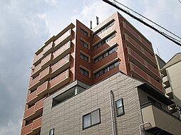 ライオンズマンション岡山弓之町[4階]の外観