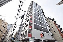 南堀江アパートメント シエロ[12階]の外観