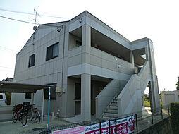 スウィートベル[2階]の外観