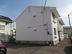 プレジールKAWASAKI[2階]の外観