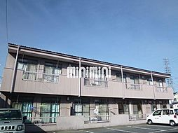 横山ハイツA棟[2階]の外観