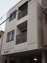 ラコート7[2階]の外観