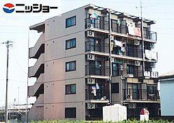 マンション日吉多加木[1階]の外観