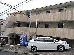 神奈川県横浜市鶴見区東寺尾4丁目の賃貸マンションの外観