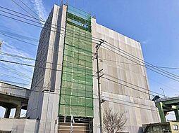 ウイングス西小倉[10階]の外観