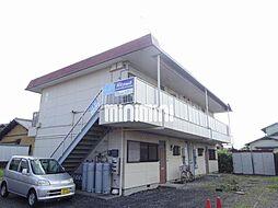 青島ハイツ[2階]の外観