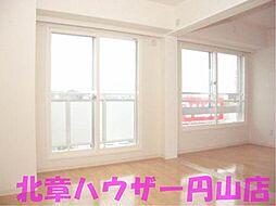 UURコート札幌南三条プレミアタワー[10階]の外観