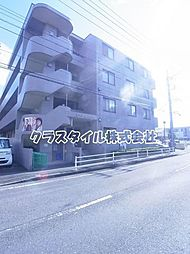 神奈川県川崎市麻生区王禅寺西5丁目の賃貸マンションの外観