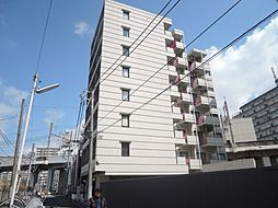 ジュネパレス新松戸第16[6階]の外観
