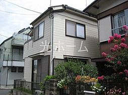 埼玉県新座市新堀3丁目の賃貸アパートの外観