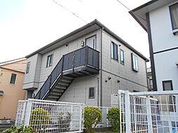 神奈川県横浜市都筑区牛久保2丁目の賃貸アパートの外観