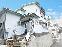 [一戸建] 愛知県名古屋市東区白壁3丁目 の賃貸【愛知県 / 名古屋市東区】の外観