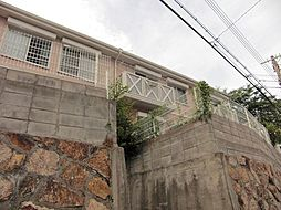 兵庫県神戸市長田区丸山町1丁目の賃貸アパートの外観