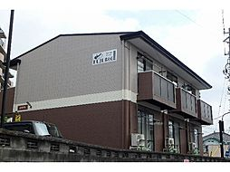 静岡県富士市国久保2丁目の賃貸アパートの外観