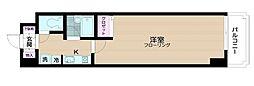 グレース東神田[10階]の間取り