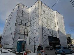 ブランシャール幌西[3階]の外観