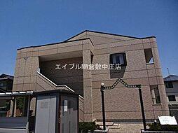 岡山県倉敷市連島町鶴新田丁目なしの賃貸アパートの外観