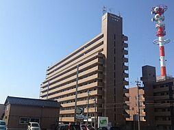 ライオンズマンション金沢駅西[9階]の外観