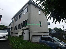 JR函館本線 銭函駅 徒歩25分の賃貸アパート