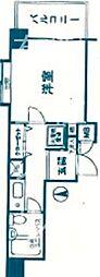 ライオンズマンション丸の内第7[6階]の間取り