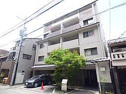 京都府京都市下京区上鱗形町の賃貸マンションの外観