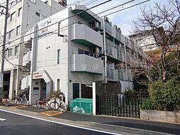 神奈川県横浜市南区西中町2丁目の賃貸マンションの外観