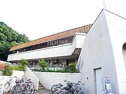 上賀茂ハイツ安井[301号室号室]の外観