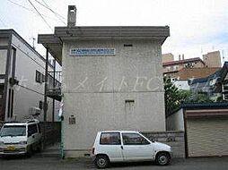 北海道札幌市中央区北三条西30丁目の賃貸アパートの外観