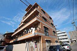 愛知県名古屋市中川区花池町3丁目の賃貸マンションの外観