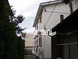 高橋アパート[2階]の外観