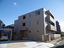アンジュール武庫川[202号室]の外観
