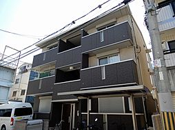 D-room駒川中野[1階]の外観