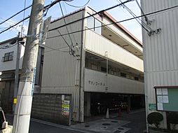 松野コーポ A棟[3階]の外観